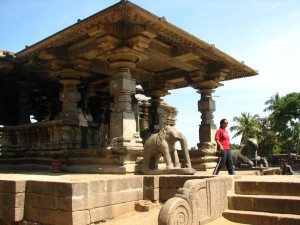 Thousand Pillar Temple In Hanamakonda