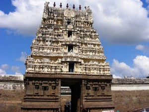 Jalakandeshwarar Temple In Vellore