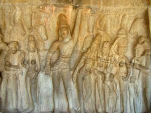 Krishna Cave Temple In Mahabalipuram Tamil Nadu