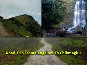 Road Trip From Bangalore To Chikmagalur