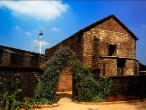 St Angelos Fort In Kannur Kerala