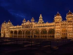 Heritage City Of Mysore From Bengaluru