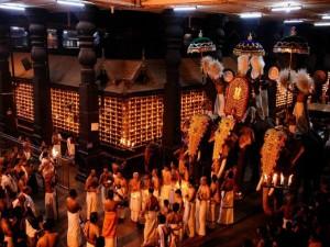 Sree Krishna Holy Abode At Guruvayur