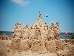 International Sand Art Festival Of Odisha