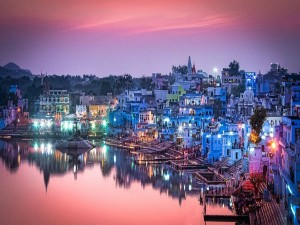 To The Holy Town Of Ajmer From Delhi