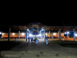 The Temple Where Women Are Allowed Only At Night