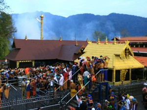 The Holy Abode Of Ayyappa Sabarimala