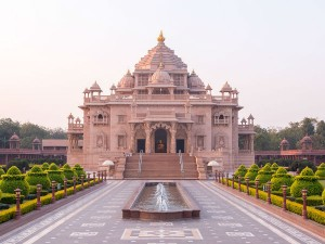 Visit Akshardham The Abode Of Spirituality