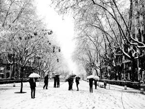 White Winter Destinations In India