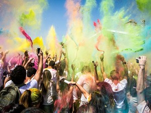 Seven Places In India To Head To This Holi