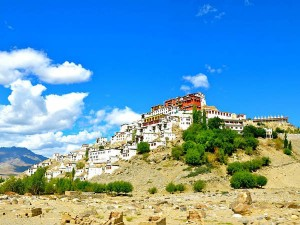All You Need To Know About Thiksey Monastery