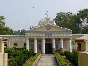 Akbars Church One Of Its Kind In India