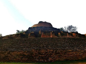Kesaria Stupa In Bihar The Largest Abode Of The Almighty