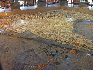 Bharat Mata Mandir Where A Map Of Undivided India Is Worshipped
