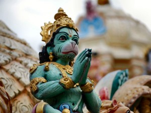 Ever Been To This Hanuman Temple Where He Is Worshipped As A Female