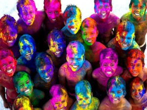 Best Places To Observe Holi Celebrations In India