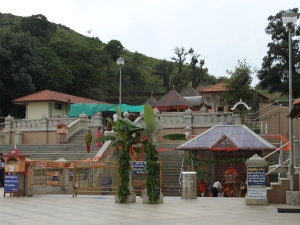 The Birthplace Of River Cauvery - Talacauvery