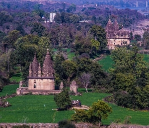 Orchha - Travelling Back In Time