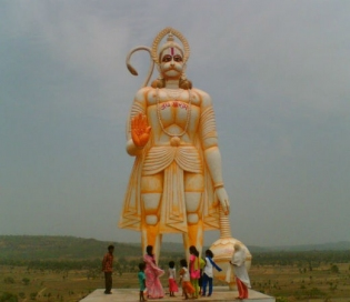 Bindudham In Jharkhand – The Temple Where Lies The Footprint Of Lord Hanuman