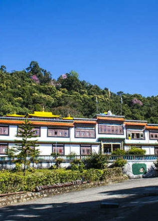 A Tour Through The Historic Aisles Of Sikkim