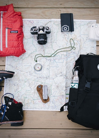 Travel Essentials For A Remote Mountain Vacation