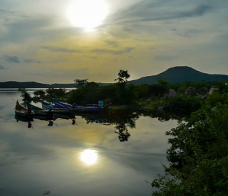 Hyderabad To Nagarjuna Sagar – To The Land Of Reservoirs And Waterfalls