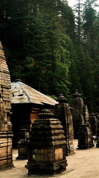 To Jageshwar, The Himalayan Town With 100 Ancient Temples