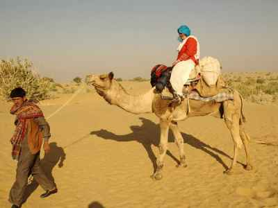 5 Unique Means of Transport in India! - Nativeplanet
