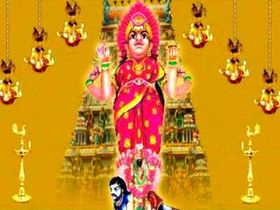 Grind Chillies at Masani Amman Temple and Get Your Wishes