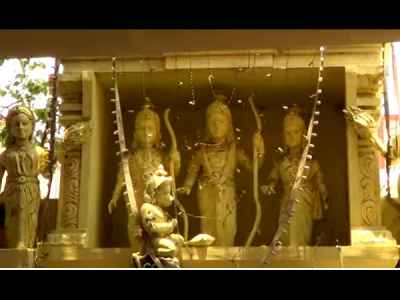 Gali Anjaneya temple - Temple with a history of 600 years