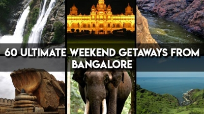 60 Weekend Getaways From Bangalore