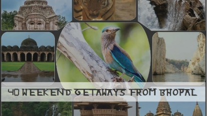 Incredible Weekend Getaways From Bhopal