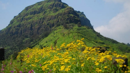 Rajgad Fort Near Pune – A Hill Fort Built Above The Clouds