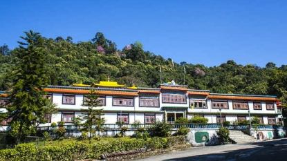 A Tour Through The Historic Aisles Of Sikkim