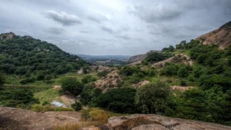 Trek Around Bangalore