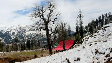 Deo Tibba Trek In The Himalayas