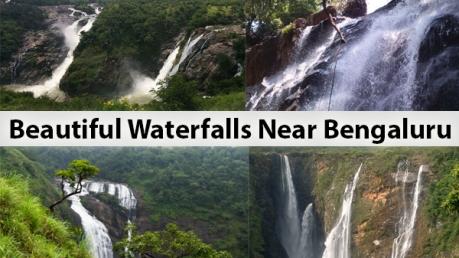 Waterfalls Near Bengaluru For A Weekend