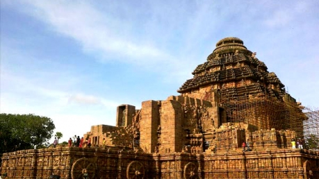 5 Spectacular Sun Temples Of India