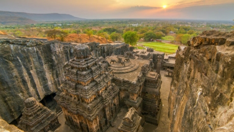 Visit The Stunning Caves of Ellora!