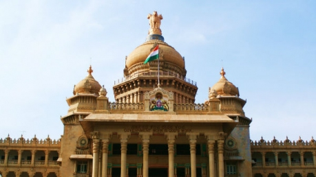 Most Beautiful Government Buildings In India