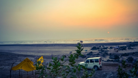 Head To The Beaches Around Pune