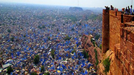 The Secrets Behind The Colour Coded Cities Of India