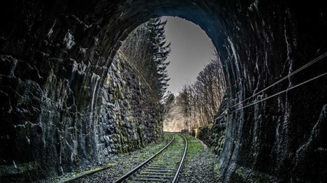 Longest Rail Tunnels In India Which Are No Less Than Wonders