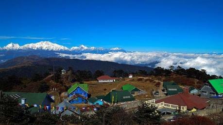 Trekking To Sandakphu