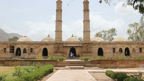 From Ahmedabad To Champaner-Pavagadh Archaeological Park