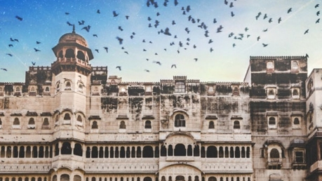 Rampuria Haveli: A Visit To The Grand Red Mansions Of Bikaner
