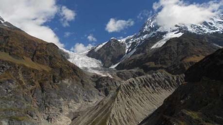 The Pindari Glacier Trek: A Trail Laid Through Himalaya's Rhododendron Carpet