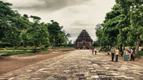 The Golden Triangle Of Eastern India: Through History And Spirituality