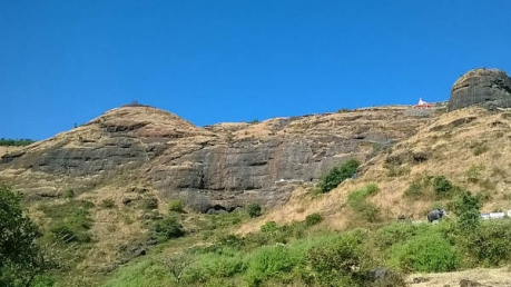 Patta Fort In Nashik – Let's Go Back In Time As We Trek Up The Hill