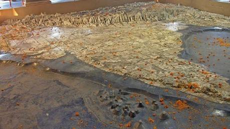 Bharat Mata Mandir – Where A Map Of Undivided India Is Worshipped